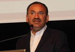 Bakan Bozdağ: Gülen, kaçmak için şu anda keşif yapıyor
