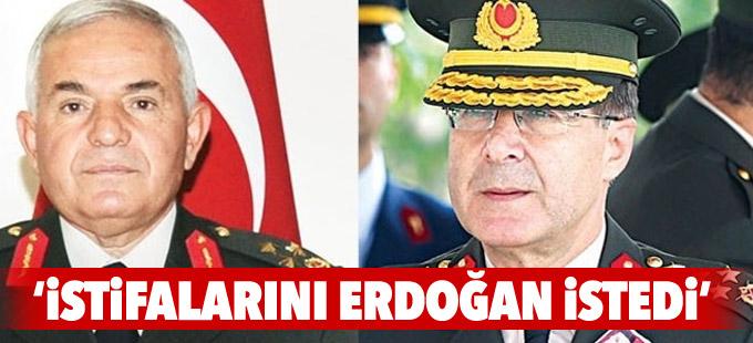 Abdülkadir Selvi: 2 orgeneralin istifasını Erdoğan istedi