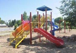 Erciş'te belediyenin çalışmaları devam ediyor