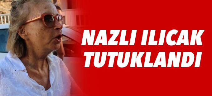 Yazar Nazlı Ilıcak tutuklandı