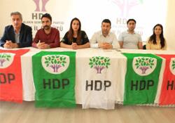 HDP'den Van mitingine çağrı