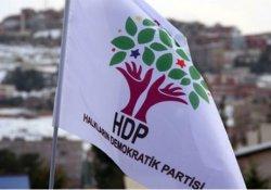 HDP mitinginde 10 gözaltı