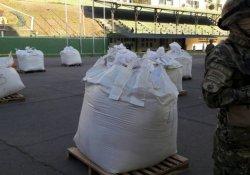 Bolivya'da 7 tondan fazla kokain yakalandı