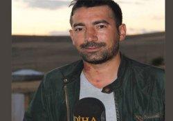 DİHA muhabiri Mehmet Arslan gözaltına alındı
