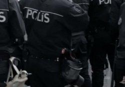 Uşak'ta 12 polise gözaltı