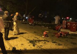 Antalya'da patlama: 1 yaralı