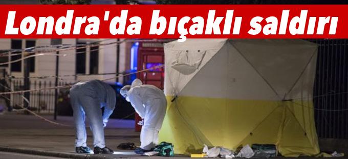 Londra'nın merkezinde bıçaklı saldırı: 1 ölü, 5 yaralı