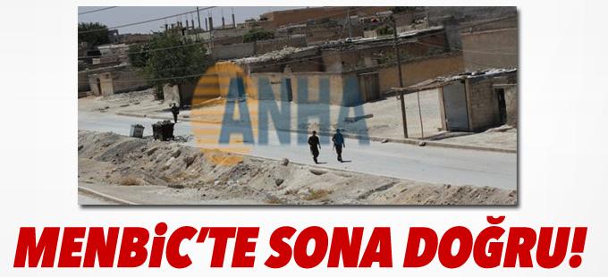 Minbic'te iki bölge daha IŞİD'ten kurtarıldı
