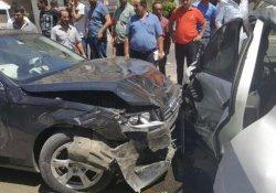 Batman'da trafik kazası: 7 yaralı