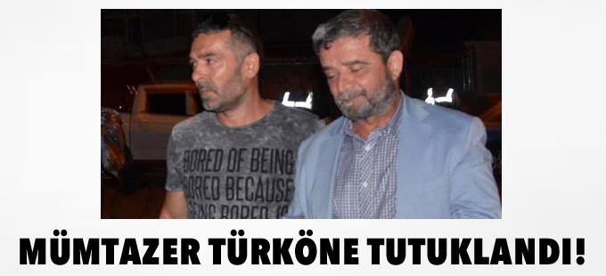 Mümtazer Türköne tutuklandı!