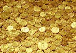 Çeyrek altın 215 lira oldu