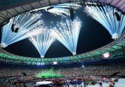 Rio Olimpiyatları başladı