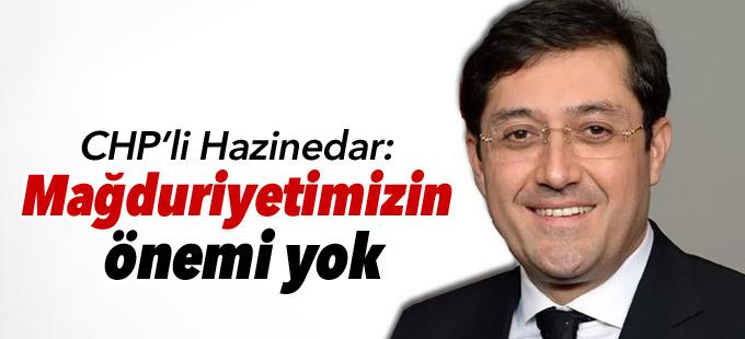 Yurtdışı yasağı getirilen CHP'li Hazinedar: Mağduriyetimizin önemi yok