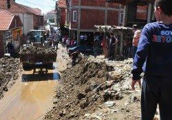 Makedonya'da sel: 15 kişi hayatını kaybetti, 6 kişi kayıp