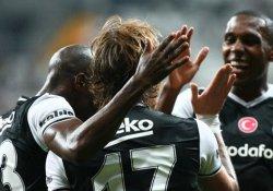 Beşiktaş, hazırlık maçında Olympiakos'u tek golle geçti