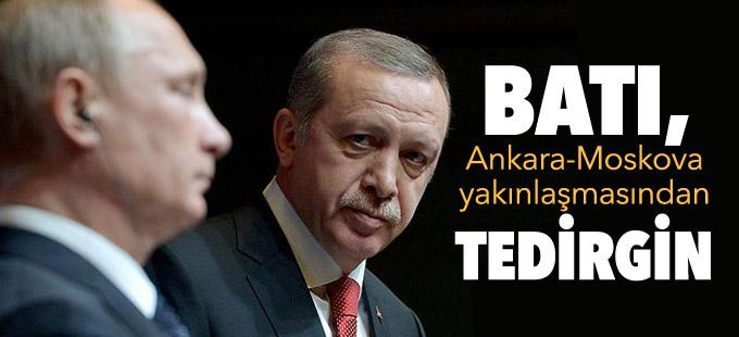 Financial Times: Batı, Ankara-Moskova yakınlaşmasından tedirgin