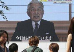Japonya İmparatoru'ndan 'tahtı bırakma' iması
