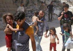 UNICEF: Halep'te çocuklar salgın riski altında