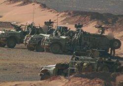 İngiliz özel kuvvetleri Suriye'de görüntülendi