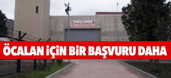 Öcalan'ın avukatlarından 18'inci kez görüş başvurusu