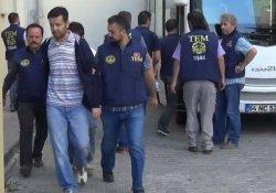 Uşak'ta 23 polis daha tutuklandı