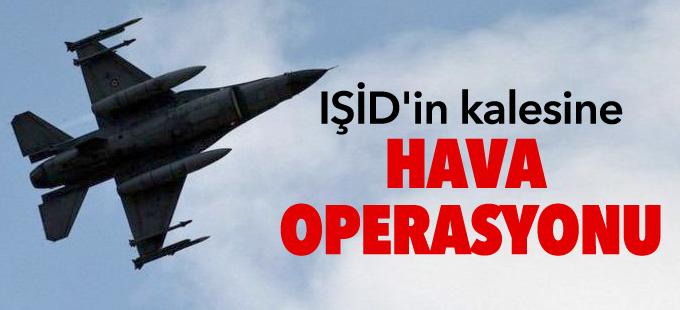 Rusya'dan IŞİD'in kalesine operasyon