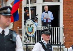 Assange 'Ekvador Büyükelçiliği'nde sorgulanacak'