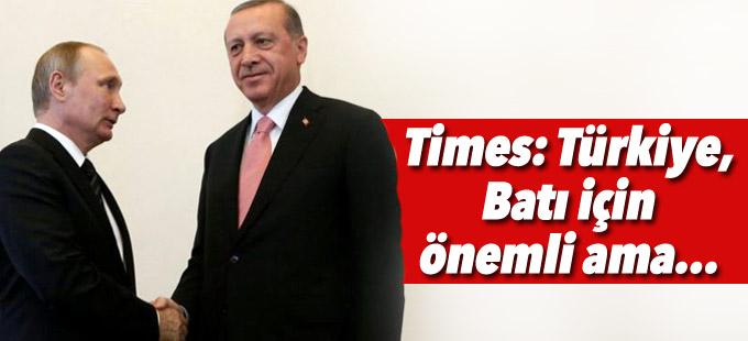 Times: Türkiye Batı için çok önemli ama NATO'da ayrıcalıklı üye olmamalı