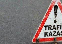 Horasan'da trafik kazası: 6 yaralı