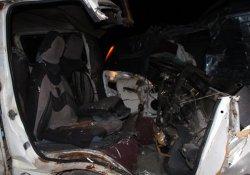 Erzurum'da korkunç kaza: 3'ü ağır 10 yaralı