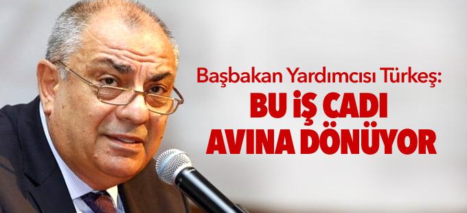 Başbakan Yardımcısı Türkeş: Bu iş cadı avına dönüyor