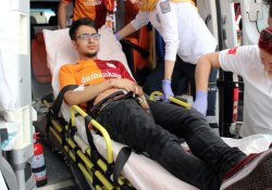 Konya'da Galatasaraylı 4 taraftar bıçaklandı