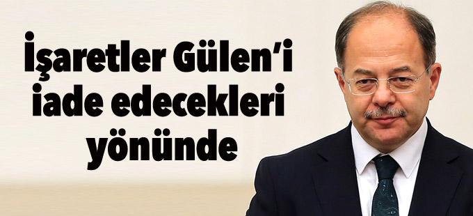 Bakan Akdağ: 'İşaretler Gülen'i iade edecekleri yönünde'