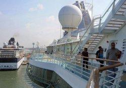 Gemiden düşen Çinli kadın 38 saat sonra kurtarıldı