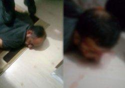 Darbeci albayların yakalanma anına ait fotoğraflar