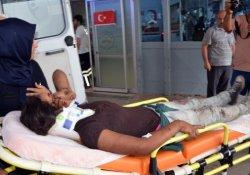 Adana'da trafik kazası: 11 yaralı