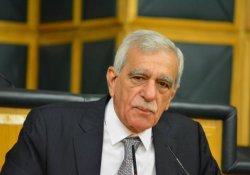 Ahmet Türk Meclis'ten seslendi: Türkiye'yi baş aşağı sürüklüyorsunuz