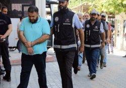 Gözaltına alınan 18 iş adamı tutuklandı