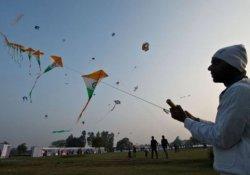 Hindistan'da uçurtma ölümleri