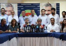 Diyarbakır'da 69 hak ve meslek örgütünden kayyum tepkisi