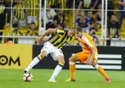 Fenerbahçe Grasshoppers'ı farklı yenerek avantaj sağladı