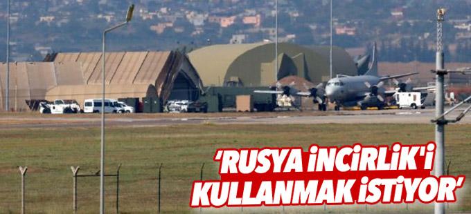 Times: Rusya İncirlik'i kullanmak için 'Türkiye'ye baskı yapıyor'