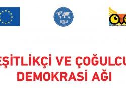 """""""Eşitlikçi ve Çoğulcu Demokrasi Ağı"""" toplantısı yarın Hakkari'de yapılacak"""