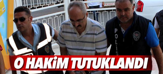 Hrant Dink davası hakimi tutuklandı