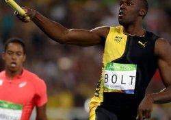 Usain Bolt, 9. altınla olimpiyat kariyerini noktaladı