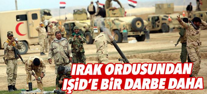 Irak'ta üst düzey örgüt yöneticileri dahil 19 IŞİD'li öldürüldü
