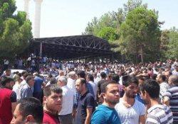 Antep Katliamı nedeniyle DTK'nın çağrısıyla 3 günlük yas ilan edildi