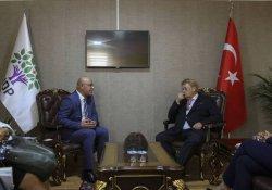 Avrupa Parlamentosu heyeti HDP'yi ziyaret etti