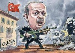 """Financial Times yazarı Gardner: """"Erdoğan üç cephede savaşarak risk alıyor"""""""