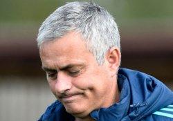 Mourinho: Şampiyonlar Ligi gibi bir gruba düştük